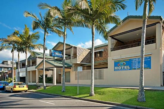 Byron Bay Side Central Motel: Central to Main Beach ,Shops,Restaurants & Transport