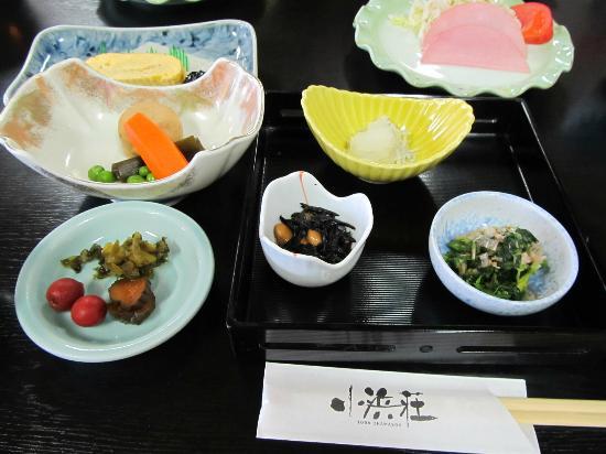Toba Ohamasou: 朝食