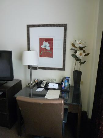 Magnolia Hotel Denver: camera-dettagli