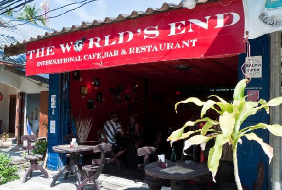 The Worlds End Cafe