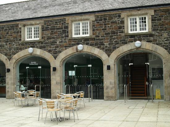 Antrim Castle Gardens: The Garden Coffee Shop