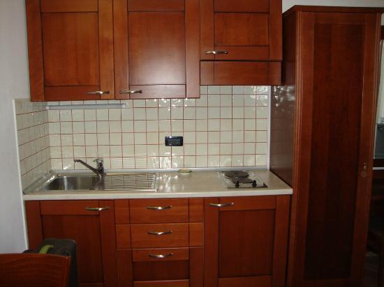 Villa Lavandula: Kitchen