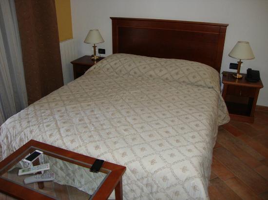 Villa Lavandula: Bed