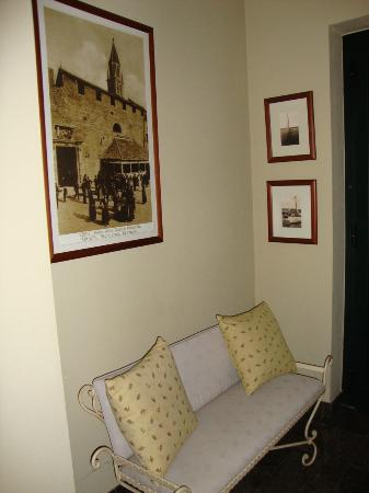 Villa Lavandula: Hallway