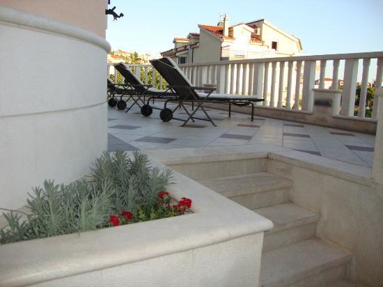 Villa Lavandula: Terrace
