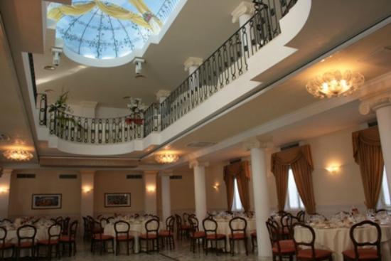 Resort Regis: il salone delle feste
