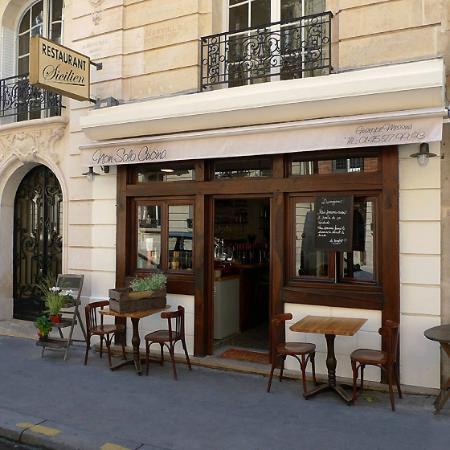 Restaurant Non Sola Cucina Paris