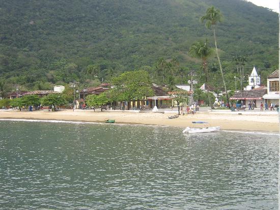 Lonier Ilha Inn Flats: Orla.