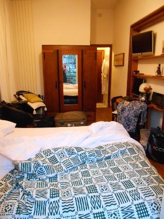 Hotel Synopsis: Garden Room