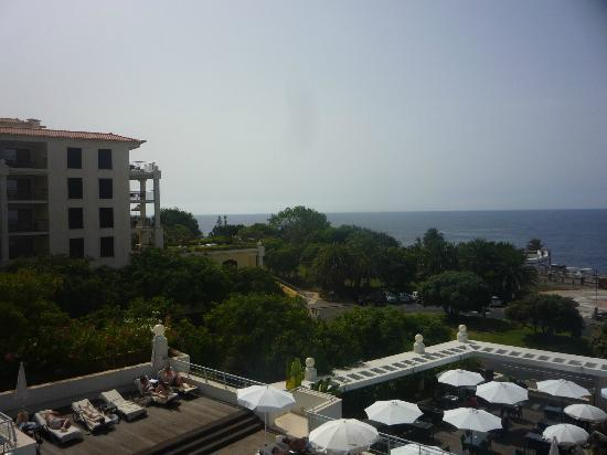 Melia Madeira Mare Resort & Spa: View