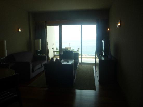 Melia Madeira Mare Resort & Spa: Siting Room