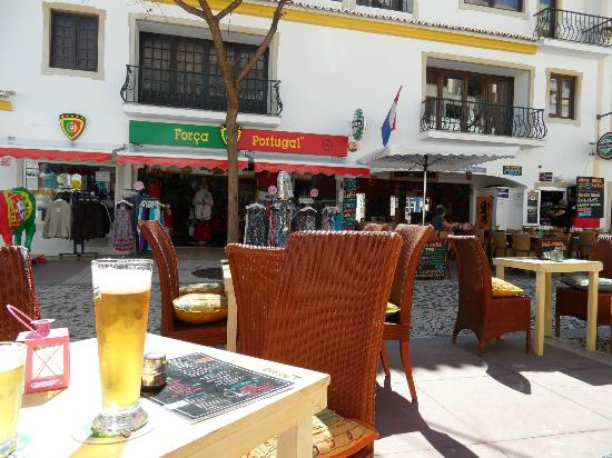 Hotel Almar: Apartment Almar, Albufeira
