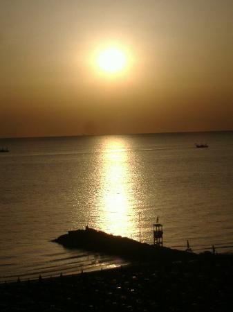 Hotel Villa Rosa : Favolosa alba...