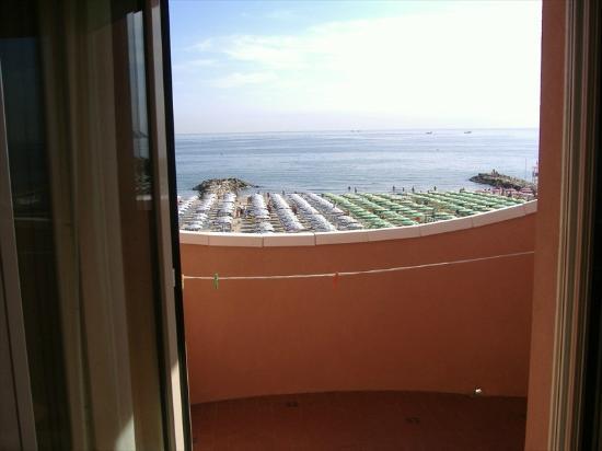 """Hotel Villa Rosa : Balcone """"Boa Vista"""""""