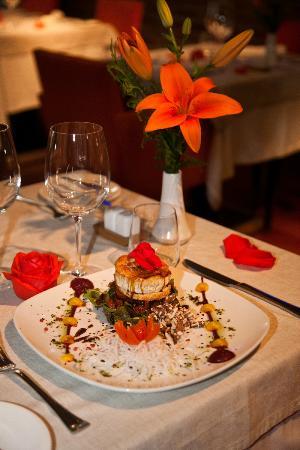 Calabaza: Cada plato tiene un acento y toque del chef