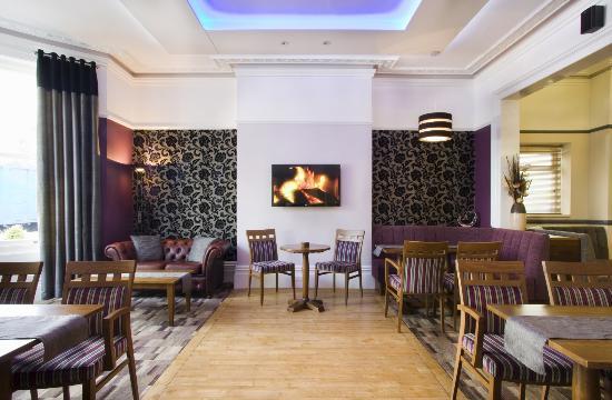 New Wilmington Hotel : Bar
