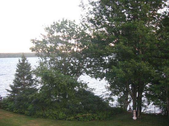 DePerrys On The Lake: View from our deck