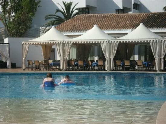 IBEROSTAR Ciudad Blanca: Hotel Pool