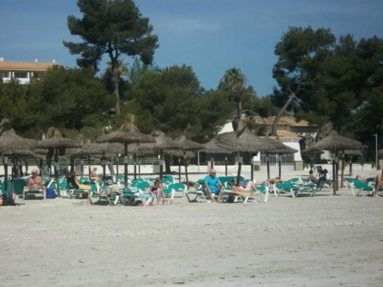 IBEROSTAR Ciudad Blanca: Alcudia Beach