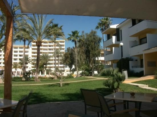 IBEROSTAR Ciudad Blanca: View from beach bar