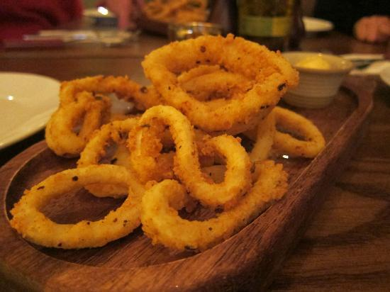 Wildwood Restaurant: calamari