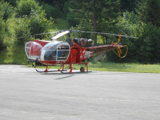 BOHAG Helikopterrundflug