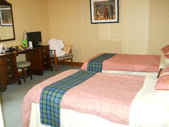 Dalmally Hotel: Bedroom