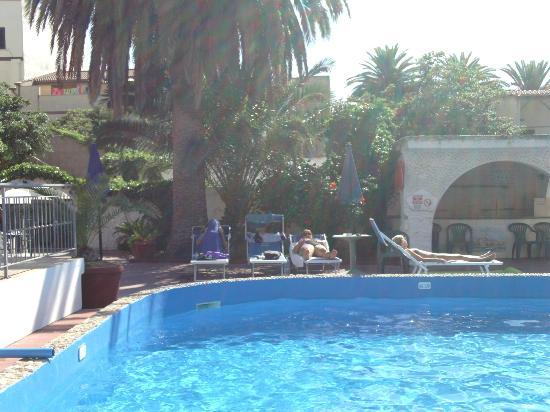 Hotel Riviera : The Pool