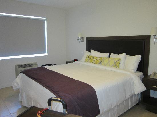 Collins Hotel: habitación doble