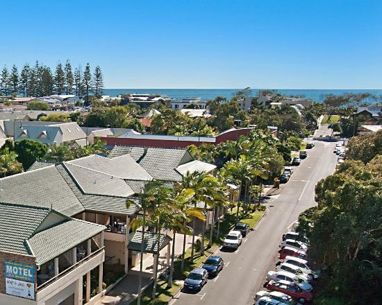 Byron Bay Side Central Motel: 3 Minute Walk to Main Beach & Lighthouse Walk