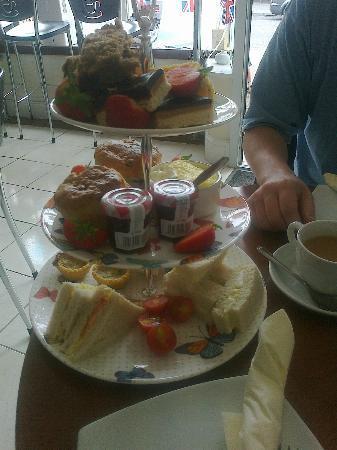 Vanilla Coffee Shop : Afternoon Tea