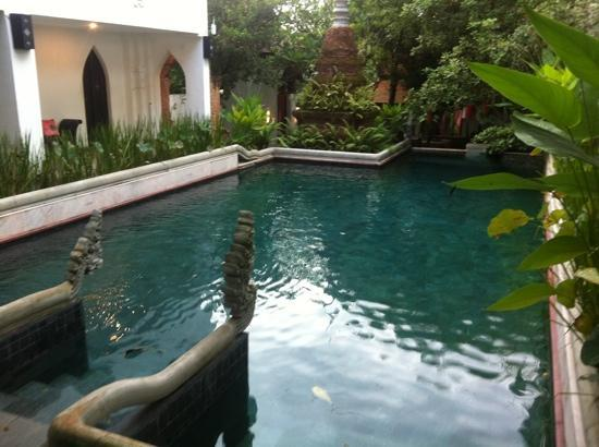 Gudi Boutique Hotel: pool