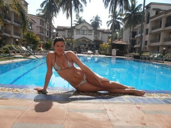 Palmarinha Resort: pool....