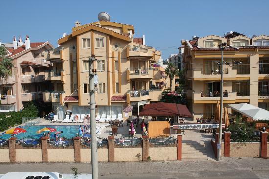 Sebnem Apart Hotel  Marmaris  Turkey