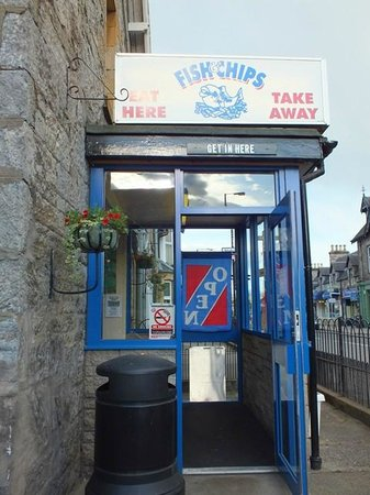 ‪Chippy Ardchoille Fish and Chip Cafe‬
