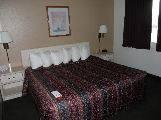 Super 8 Scottsbluff: camera da letto