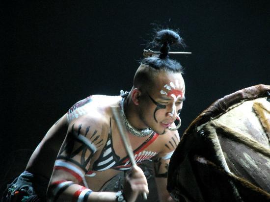 Dynamic Yunnan: Drummer
