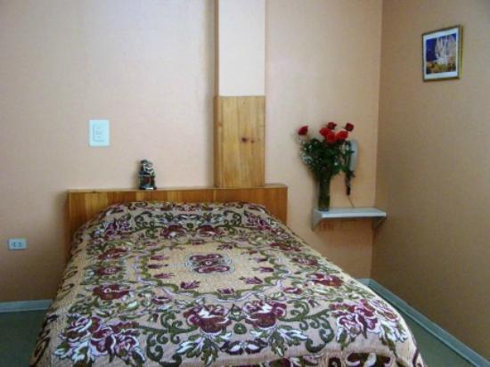 Hostal Cesar's Moche: Habitación Matrimonial.