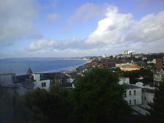Marsham Court Hotel: View from room 305