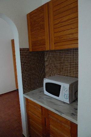 Casa Velha da Luz Apartamentos: Küche