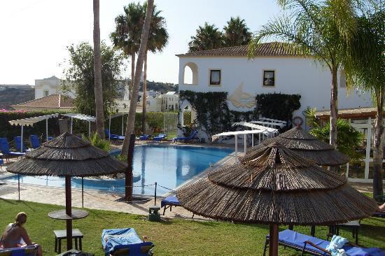 Cerro da Marina Hotel: Hotel Pool Area