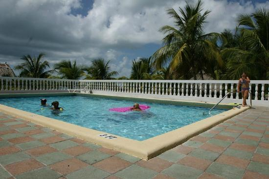 Gulf View Waterfront Resort: Large swimming pool