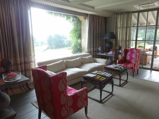 Hotel Iturregi: un salon