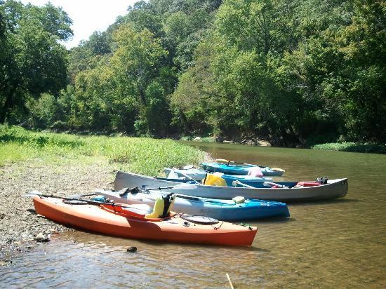 Campbellsville, KY: Kayak, canoe rentals and shuttle service at Green River Paddle Trail