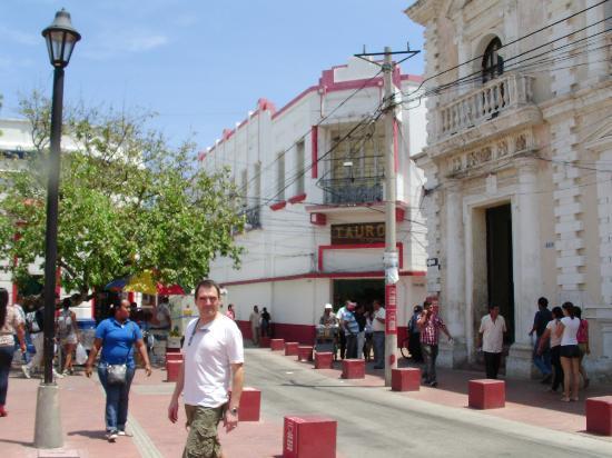 La Casa del Farol Hotel Boutique: alrededoresdel Hotel