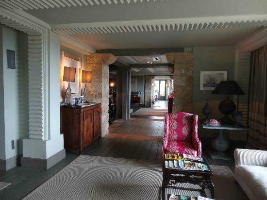 Hotel Iturregi : un salon de lecture