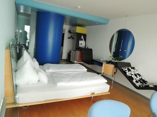 Hotel Atoll Helgoland: Zimmer Hotel Atoll, Helgoland