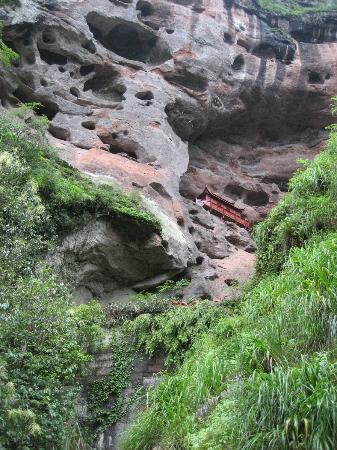Taining Danxia Landform : the unusual geological formations