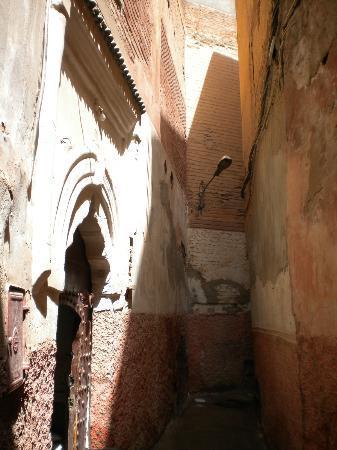 Le Riad Berbère: Appena fuori dal Riad...