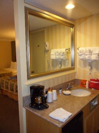 BEST WESTERN PLUS Hill House: baño